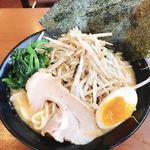 横浜家系ラーメン 誠家 - 料理写真:豚骨味噌ラーメン