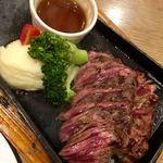 STEAK × WINE 肉バル LIMIT DISH - ハラミステーキ♡