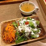 STEAK × WINE 肉バル LIMIT DISH - おいしすぎサラダでした\( ´ω` )/