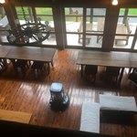 二軒小屋ロッヂ - お食事&レクリエーションスペース