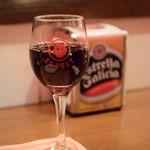 エル ブエイ - 赤ワイン(グラス):銘柄失念...