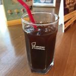 ミスタードーナツ - カフェインレスアイスコーヒー