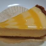 プルースト菓子店 - 料理写真:美味しいベイクドチーズケーキ
