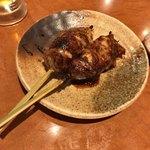 とり鉄 - 鶏皮ロール