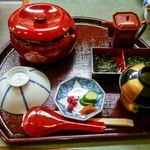 鰻 木屋 - ■上ひつまぶし 3450円