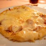 92376461 - チーズ増量ミックスピザ