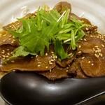 牛たん炭焼 利久  - 牛たん丼