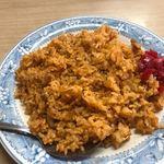 まる玉食堂 - 料理写真:チキンライス