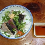 三楽 - カツオたたき