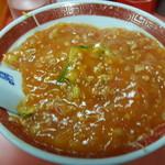 92379415 - じゃじゃ麺 辛さ2