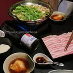 和食個室×とろろしゃぶしゃぶ にっぽん市 -