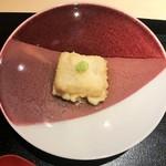 92380248 - 揚げ胡麻豆腐