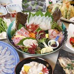 海賓亭 - 2018秋6000円コース