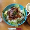 ブー ベース ワセダ - 料理写真:秘伝だれ豚丼 750円