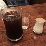 巴羅夢 - ドリンク写真:アイスコーヒー300円
