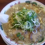 ラーメン魁力屋 - 料理写真:特製醤油ラーメン(並)650円+税