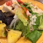 ブロンコビリー - 料理写真:夏のサラダバー