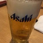 福臨門 - まずはビール