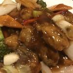 福臨門 - 牡蠣のオイスター炒め  900円