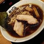 麺屋壱兆 - 安城ブラック
