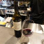 サンフォコン - マナベセレクト赤ワインボトル