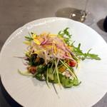サンフォコン - うさぎのサラダ