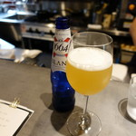 サンフォコン - まずは白ビールっしょ♪