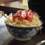 めんこ - 明太子ともち、チーズのもんじゃ