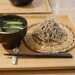 そば切り文目堂 - ☆鴨汁そば(●^o^●) ☆