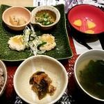 大戸屋  - 料理写真:夏ベジ味わい膳:980円