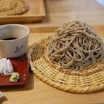 そば切り文目堂 - ☆ざるそば(*^^)v☆