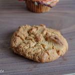 ピースフラワーマーケット&カフェ - ピーカンナッツバタークッキー(250円)