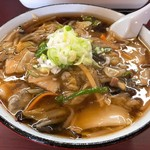 美の屋 - 料理写真:野菜ラーメン(750円)