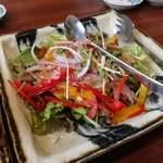 福の花 - サラダ