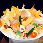 Sincere + - 11種類の野菜が彩り綺麗♪( ´▽`)
