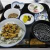 はらほげ - 料理写真:生うにぶっかけ定食 2700円 (2018.8)