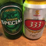 ベトナム料理 オーセンティック - ベトナムビール