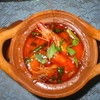 タイオームトーン - 料理写真:トムヤンクン:スープ料理です。