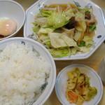 924891 - 定食680円