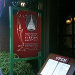 リストランテ イタリアーノ ダリオ - 入口