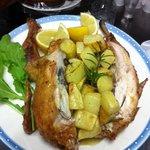 リストランテ イタリアーノ ダリオ - Pollo Arrosto - 鶏肉のロースト