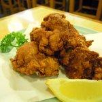 あんどん - 鶏の唐揚げ