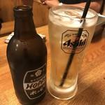 立呑み 龍馬 - ホッピーセット白410円