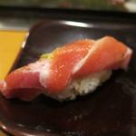 鮨富 - 鮪大トロ