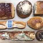 92403959 - 今回買ったパン