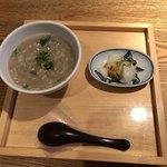 金澤旬料理 駅の蔵 - 加賀蓮根雑炊