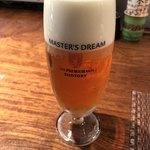 和乃き - ドリンク写真:生ビール