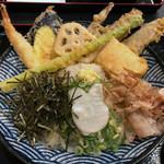 うどん兎屋 - 料理写真:ぶっかけうさぎ