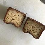ミッチのパン工房 - カヌレ断面