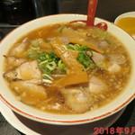 ラーメン麺長 - 醤油ラーメン \760
